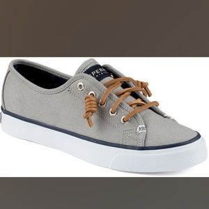 Sperry top sliders seacoast canvas
